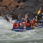 Zambezi Rapids Explained. Scary or Fun & Fluffy?