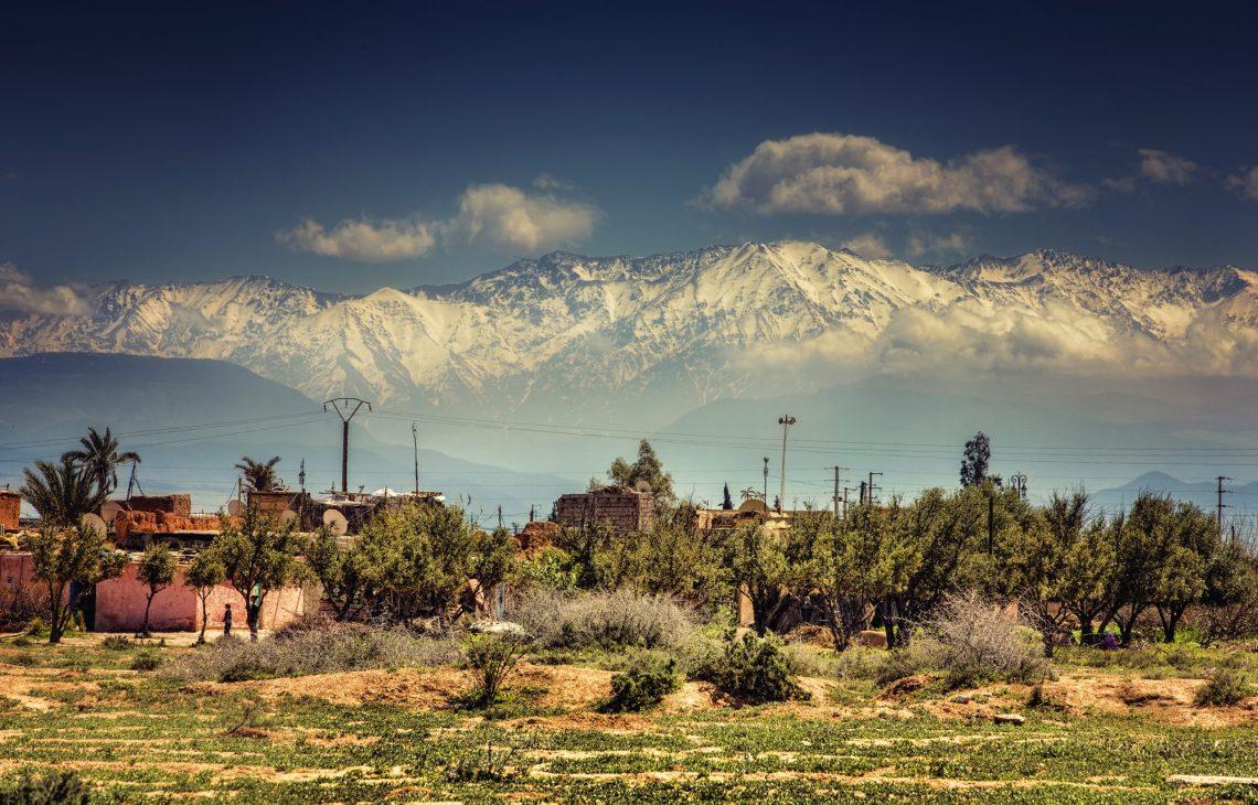 Image of Atlas Mountains