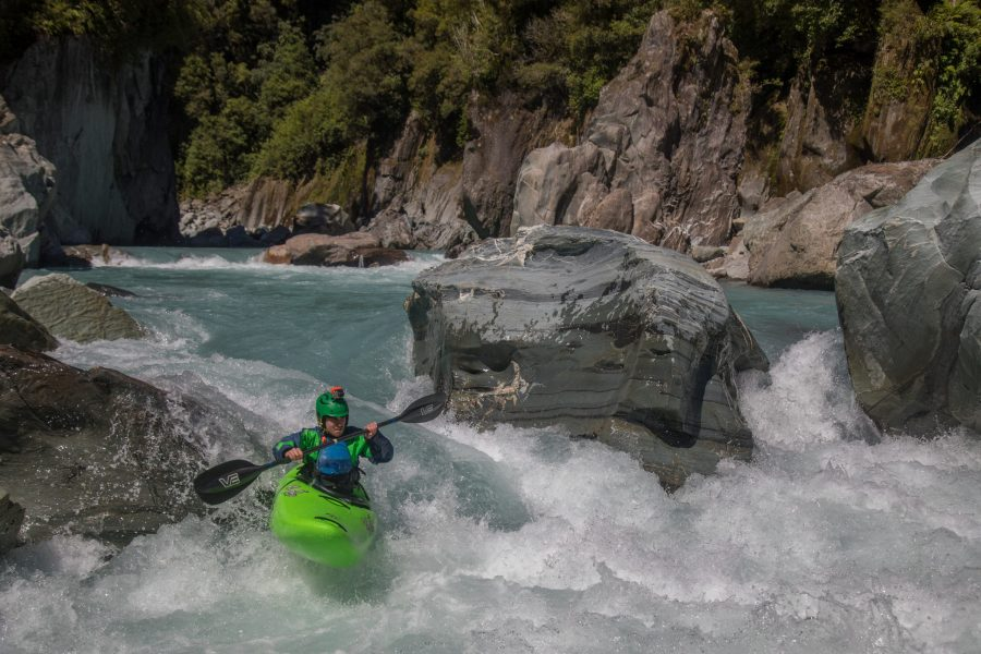 Stunning West Coast Rivers of New Zealand