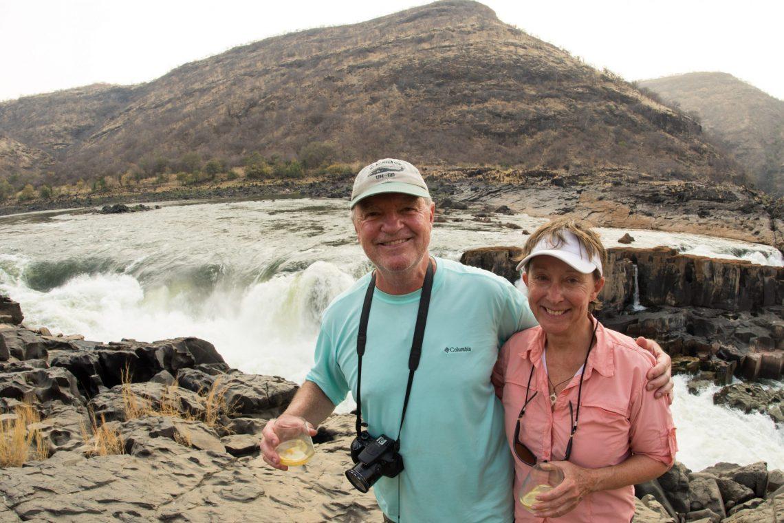 The Zambezi is perfect for anyone!