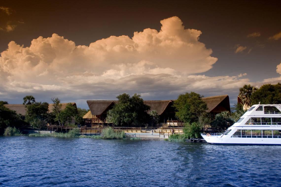 Image of David Livingstone Safari Lodge