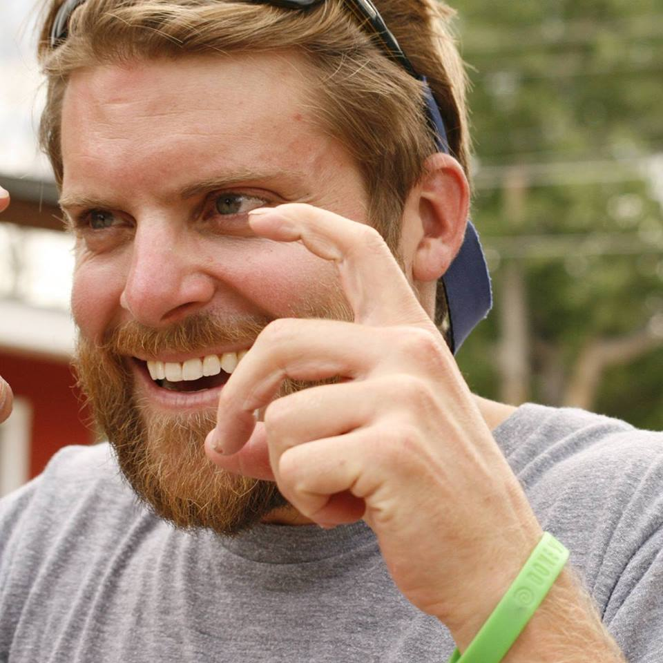 Image of rafting guide Mark Crawford